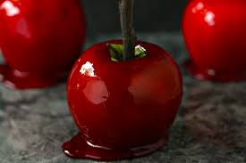 halloween candy apple sticks homemade candy apples are so easy huffpost