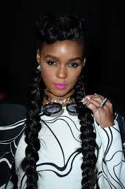 what are african women hairstyles in paris janelle monae s paris fashion week hair owns our best beauty list