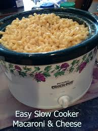 easy macaroni cheese slow cooker easy macaroni cheese debt free spending