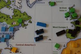 Central America Map Game by Playford Games