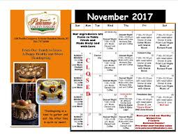 thanksgiving dinner boca raton dinner menu entertainment boynton beach palermo u0027s italian bakery