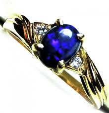 black opal engagement rings black opal wedding rings the best opal engagement ring ideas from