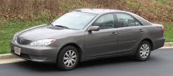 2005 toyota camry information and photos zombiedrive