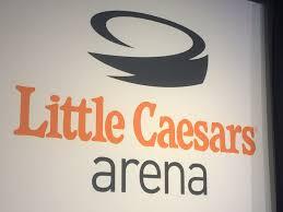caesars arena is name of detroit wings venue mlive com