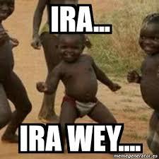 Ira Meme - meme i m sexy and i know it ira ira wey 3780365