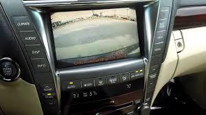 lexus rx 350 intuitive parking assist lexus ls460 park assist explanation review youtube