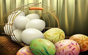 theme bin blog archive beautiful easter eggs hd wallpaper