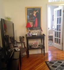 apartment wall decor for master bedroom feminine college bathroom perfect setting small apartment decorating washington heights again used her bar table club chairs