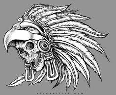 Indian Art Tattoo Designs Native American Zodiac Falcon Google Search Tattoos