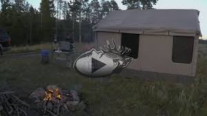 unconventional wall tents youtube