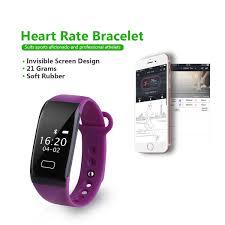 heart rate bracelet iphone images Diggro k18s smart watch heart rate bracelet waterproof pedometer jpg