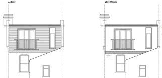 Dormer Extension Plans Top Council Boss May Have To Pull Down U0027huge Roof Extension U0027 He