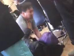 see it brawl breaks out over botched nail job in ohio salon ny