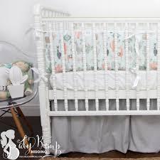 Crib Bedding Green Green Llama Baby Boy Crib Bedding