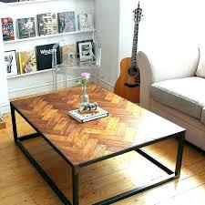 espresso beveled glass coffee table big coffee tables espresso beveled glass coffee table end collection