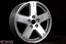 Dodge Journey Black Rims - used 2009 dodge journey wheels for sale