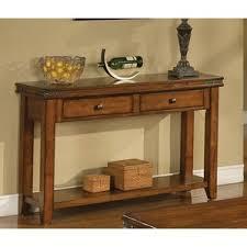 Sofa Table Desk by Cottage U0026 Country Console U0026 Sofa Tables You U0027ll Love Wayfair