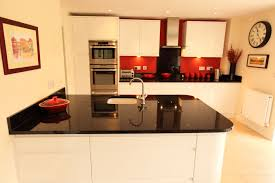 kitchen classic open kitchen design with white cabinets and