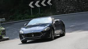 maserati granturismo convertible black maserati grancabrio sport 2017 review by car magazine
