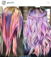 25 unicorn hair ideas colourful hair