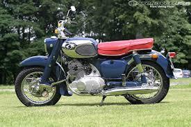 1965 Honda 150 Memorable Motorcycle Honda Dream 250 Motorcycle Usa