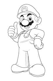 articles paper mario coloring pages tag mario