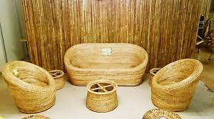 Sofa Set Sale Online Wicker Bamboo Furniture Cane Sofa Set Buy Online Vidrian Online