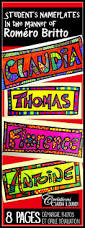 Home Name Plate Design Online Best 25 Name Art Projects Ideas On Pinterest Classroom Art