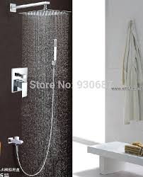 Bathroom Faucet And Shower Sets Antique Brass 8