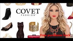 unlock covet fashion hairstyle covet fashion purchase hack free buy youtube