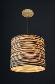 wood lampshade series oaklamp