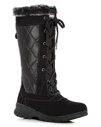 khombu womens boots sale khombu s jackson waterproof cold weather wedge boots