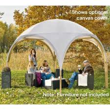 8 Sided Wooden Gazebo by Open Sided Gazebo U0027s In Many Sizes Available With Finance Options