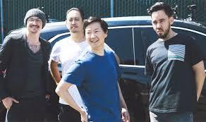 Linkin Park Chester Bennington Linkin Park Filmed Carpool Karaoke One Week