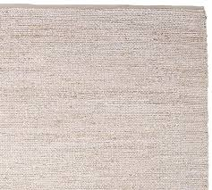 Pottery Barn Heathered Chenille Jute Rug Chunky Wool And Jute Rug Gray Ivory Furniture Ideas