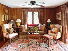 country style luxury designer family room furniture sets with
