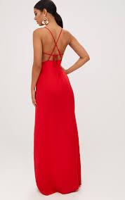 chiffon maxi dress strappy back detail chiffon maxi dress dresses
