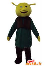 shrek mascot famous green ogre cartoon buy mascots shrek