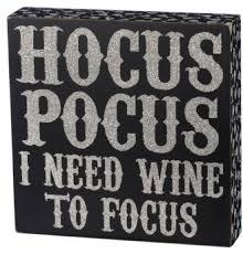 fun primitives by kathy hocus pocus box sign halloween