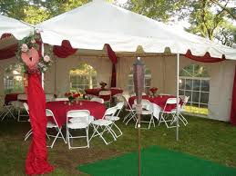 party rentals miami 20x20 wedding tent party rental miami
