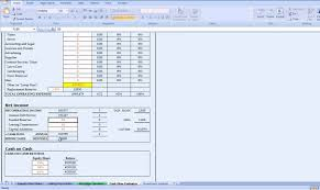 Property Valuation Spreadsheet Cash Flow Evaluator Cfe Excel Tutorial 2010 Apartment Building