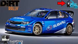 subaru sti 2011 dirt rally gopro subaru impreza wrx sti 2011 volante g27