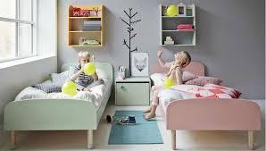 la chambre des couleurs des tons pastel chaque fois plus présents dans les chambres d
