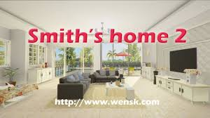 D Model Smiths Home  VR  AR  Lowpoly UNITYPACKAGE - Smiths home furniture