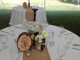 burlap wedding decor amazing idea burlap centerpieces and lace jar wedding ipunya