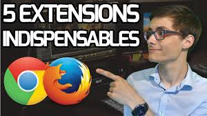 5 extensions indispensables 1 chrome u0026 firefox youtube