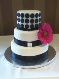 black u0026 white bridal shower cake cakecentral com