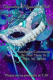 teal masquerade masks masquerade invitation masquerade mask invitation purple and