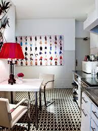 12 inspiring ways to hang art in the kitchen design milk