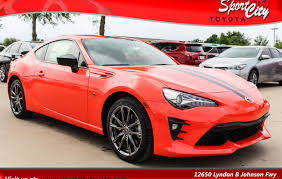 toyota new sports car toyota 86 in dallas tx sport city toyota